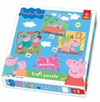 Świnka Peppa - Puzzle mix: 20, 36, 50. 34057