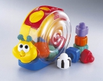 Ślimak smakosz Fisher Price