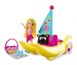 Polly Pocket Bananowa Łódka T9434