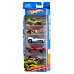 Hot Wheels Samochodziki 5-Pack CREATURE CARS 5