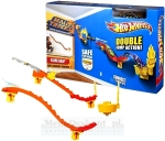 Tor Flame Drop - Ścianowce - Hot Wheels - Mattel -  W3429