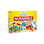Gra My first scrabble Mattel  52203