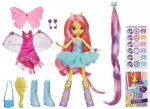 MY LITTLE PONY EQUESTRIA GIRL FLUTTERSHHY A4120