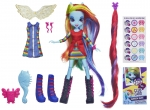 MY LITTLE PONY EQUESTRIA GIRL RAINBOW DASH A4121