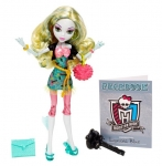 Monster High Upiorni Uczniowie Lagoona X4636/BBJ78