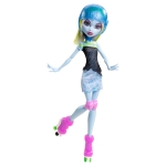 Lalka Monster High na rolkach Abbey Bominable