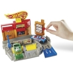 Hot Wheels Zestaw do Zabawy Pizza Shop  DJD73